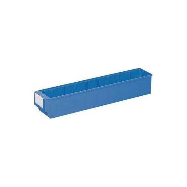 Systemkasse 6, (DxBxH) 500x91x81, Blå