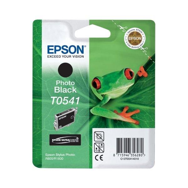 Epson nr.T0544/C13T05414010 blækpatron, sort