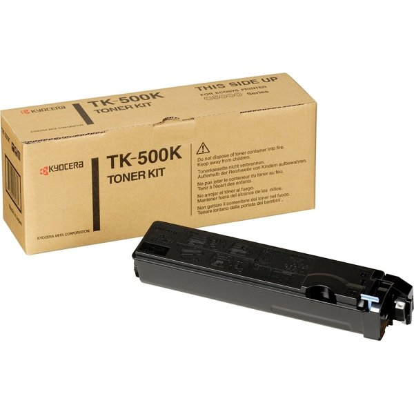 Koycera 370PD0KW lasertoner, sort, 8000s