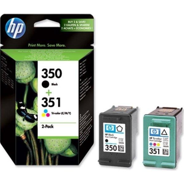 HP nr.350+351/SD412EE sampak, sort+farve