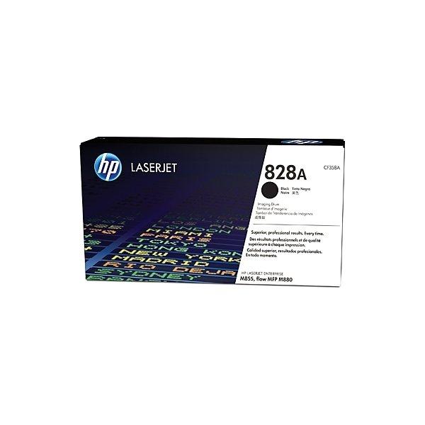 HP 828A/CF358A tromle 30000, sider, sort
