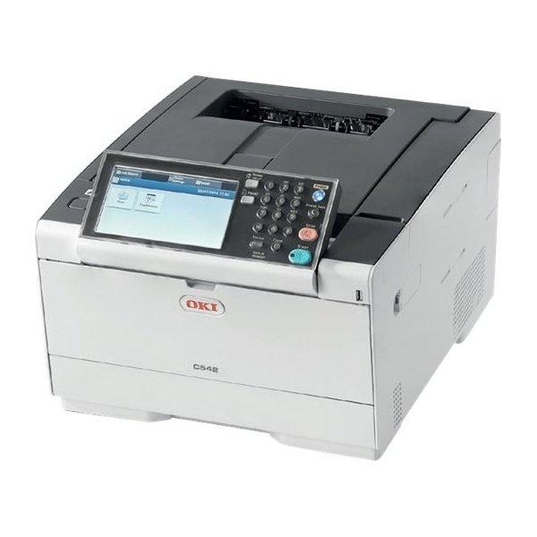 OKI C542dn A4 Farve laserprinter