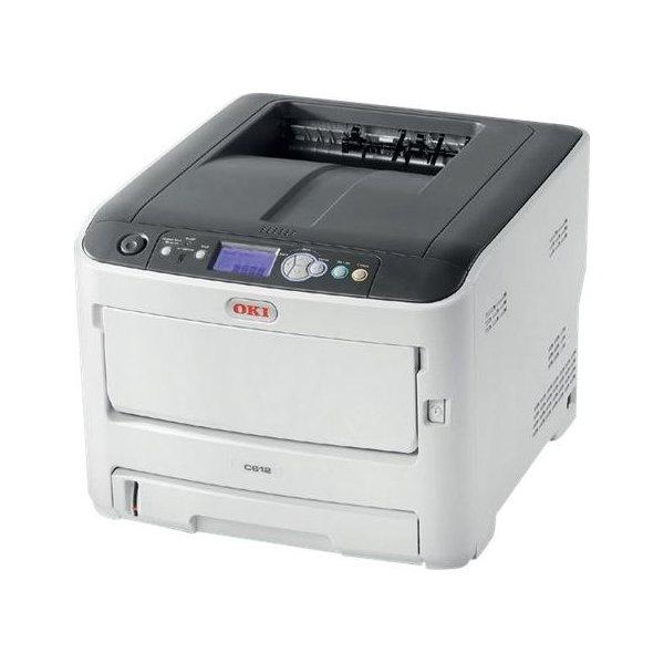 OKI C612n A4 Farve laserprinter