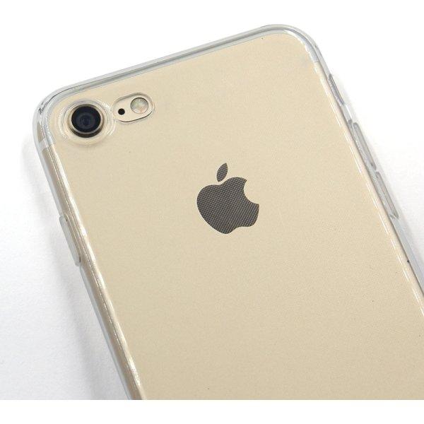 Twincase iPhone 7 case, transparent