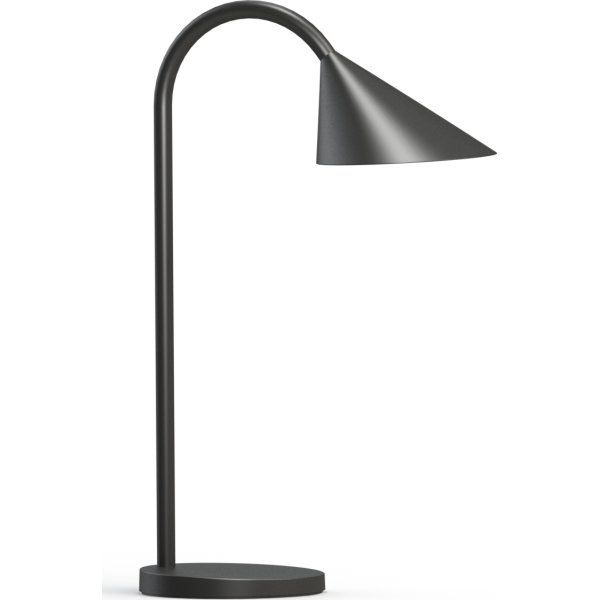 Unilux Sol bordlampe, sort