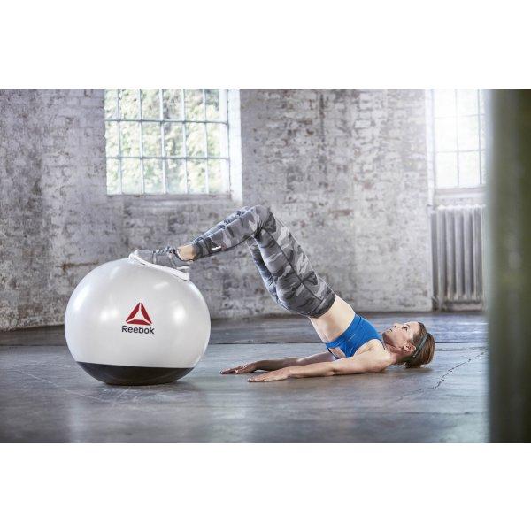 Reebok Gymball 55 cm, Grå