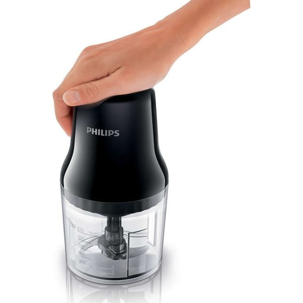 Philips HR1393/90 Daily Collection Hakker, sort