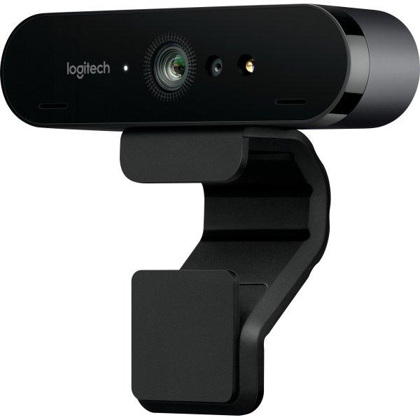 Logitech BRIO Webcam med USB-tilslutning