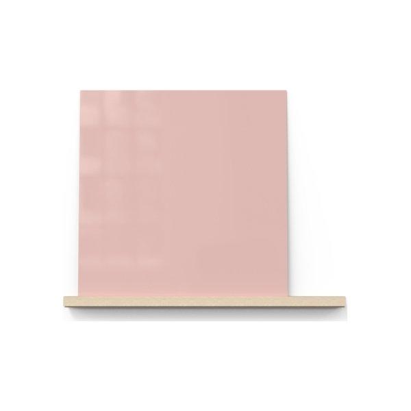 Lintex Mood Ledge, 75 x 75 cm, dueblå calm