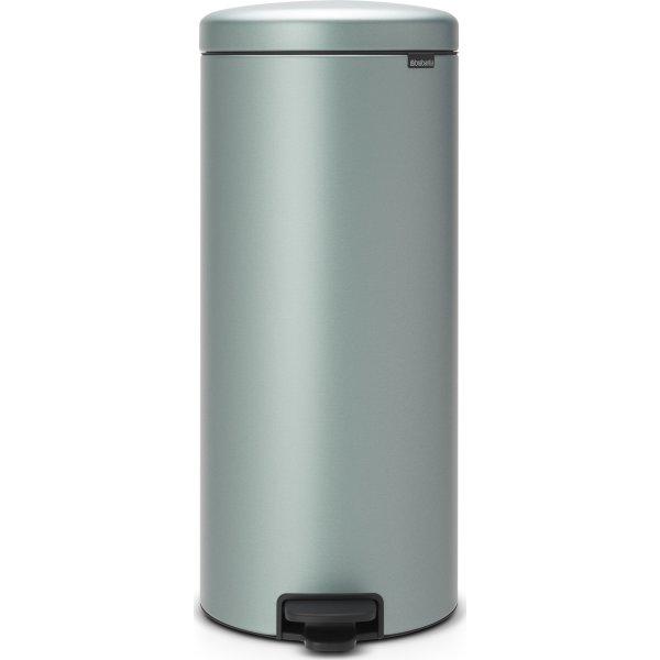 Brabantia Pedalspand, 30 L, metallic mint