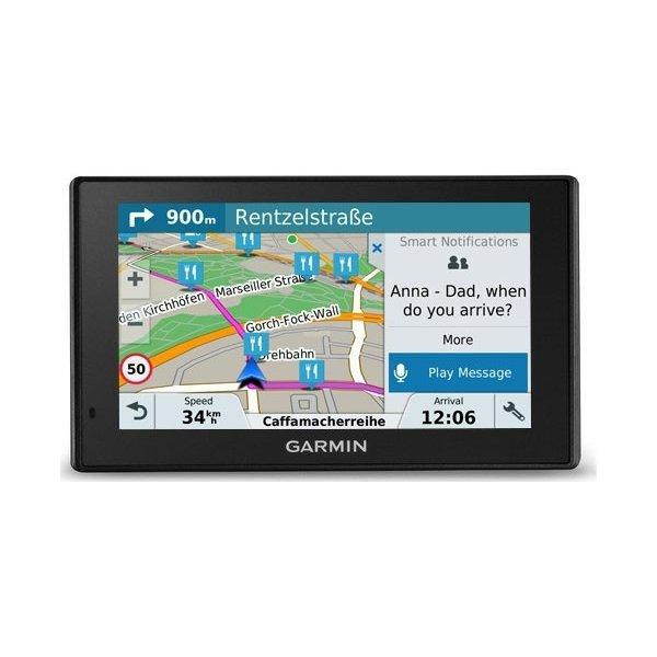 Garmin DriveAssist™ 51 LMT-D gps med europakort