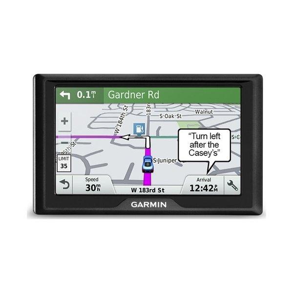 Garmin Drive™ 51 LMT-S gps, Vesteuropa