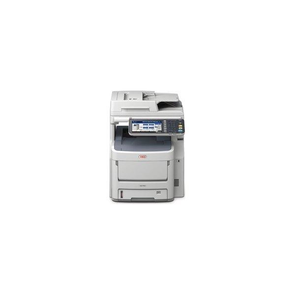 OKI MC760DNFAX multifunktionsprinter