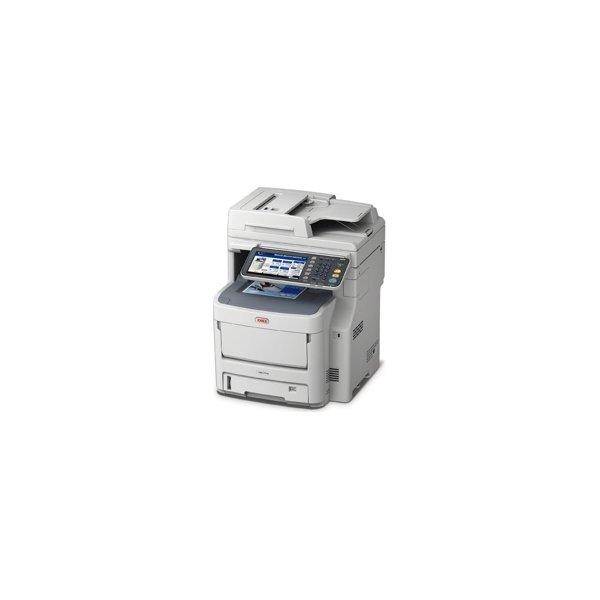 OKI MC780dfnvfax MFP color LED laserprinter