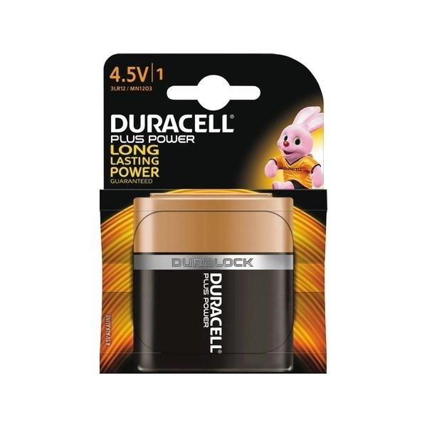 Duracell Plus Power 4.5V MN1203 / 3LR12