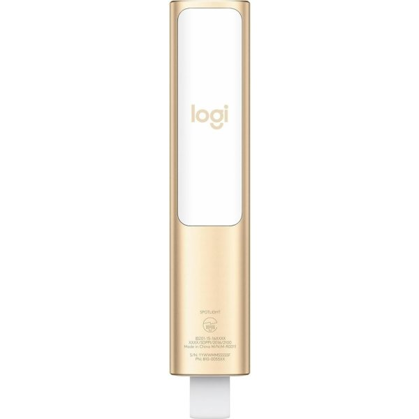 Logitech Spotlight Præsentationsenhed, Gold