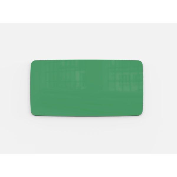 Lintex Mood Flow, 200 x 100 cm, grøn hopeful