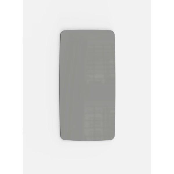 Lintex Mood Flow, 100 x 200 cm, lysegrå Shy