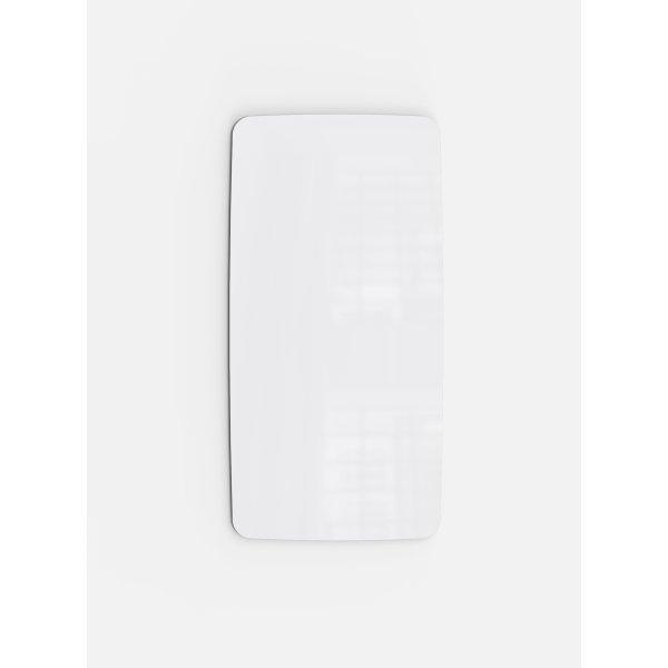 Lintex Mood Flow, 100 x 200 cm, hvid