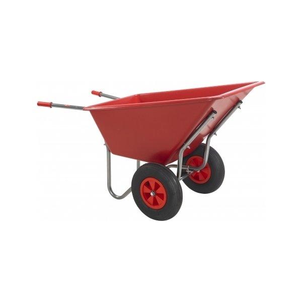 Staldkærre BU 1600-2 PP, 250kg/160L