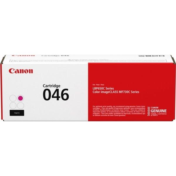 Canon 046/1248C002Lasertoner 2300 sider, magenta