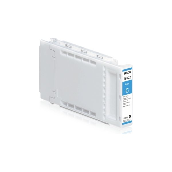 Epson T6922 UltraChrome XD, blækpatron, blå