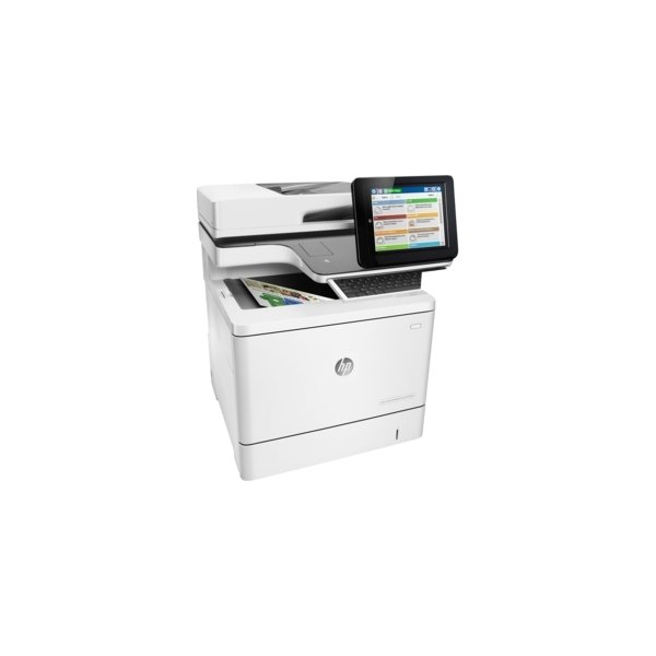 HP Color LaserJet MFP M577c farveprinter