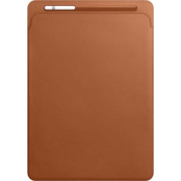 """Apple MQ0Q2ZM/A Læder-sleeve til iPad Pro 12,9"""""""