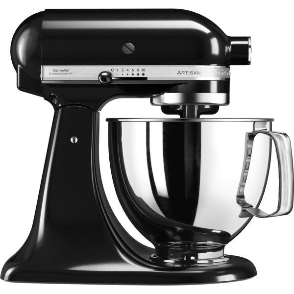KitchenAid Artisan Standmixer, Sort 4,8 L