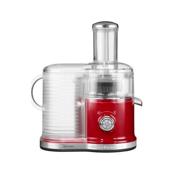 KitchenAid Artisan saftpresser, rød