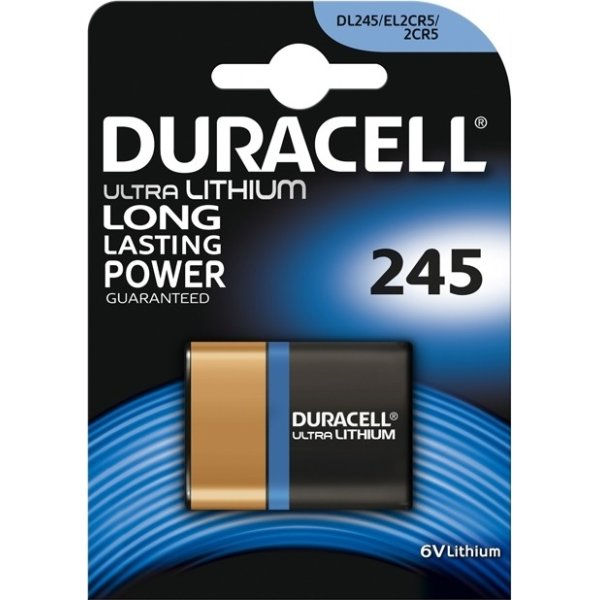 Duracell Ultra Photo 245 / 2CR5