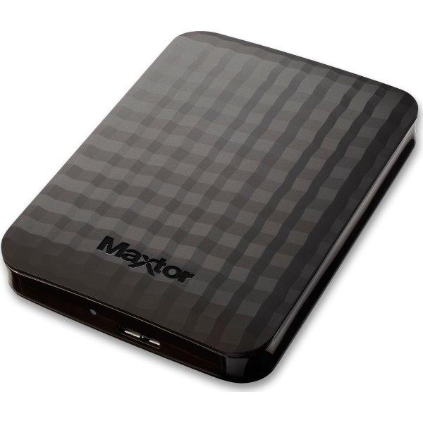 Maxtor M3 2 TB ekstern harddisk