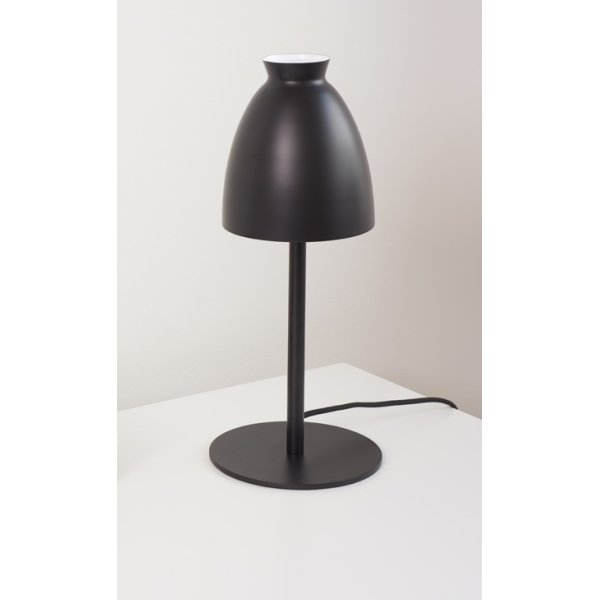 Milano Bordlampe, Sort, H 40 cm