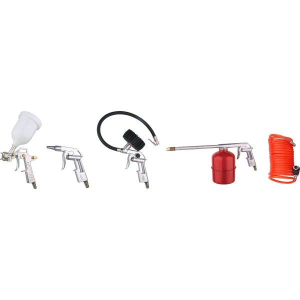 Flowconcept trykluft kitsæt med spiralslange
