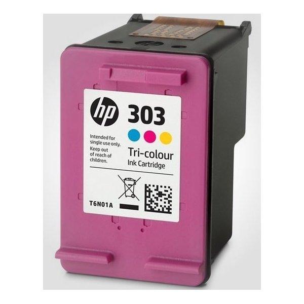HP 303 blækpatroner, tri-farve, 200s