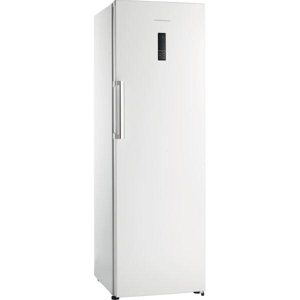Scandomestic SKS 450 A++ køle-fryseskab, stål