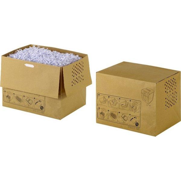 Rexel 1765028EU genbrugsmakulatorposer, 20L, 20stk