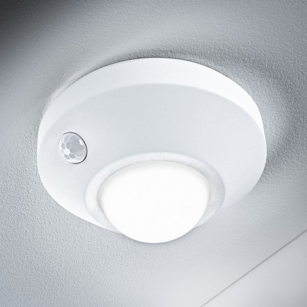 Osram Nightlux Ceiling LED Spotlampe med sensor