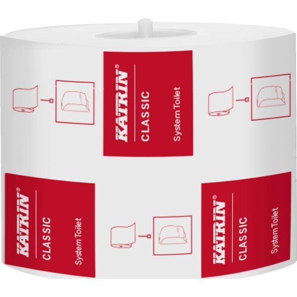 Katrin Classic Toiletpapir til systemdispenser