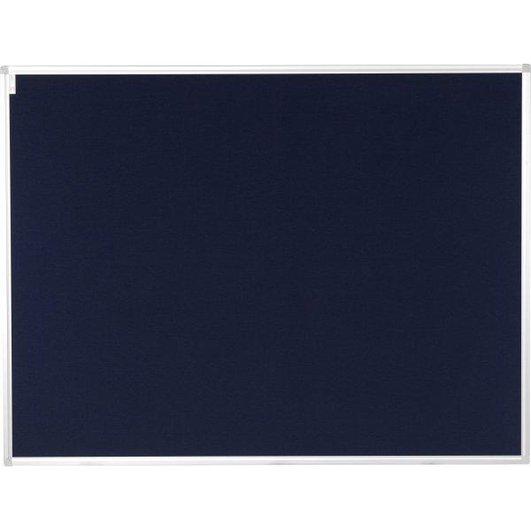 Vanerum opslagstavle 92,5x122,5 cm, blå