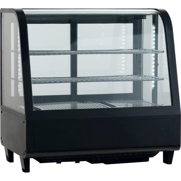 Scandomestic RTW 100-1 displaykøler ,100 liter