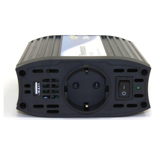 RING Omformer til bilen - 300 W
