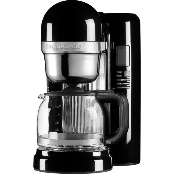 Efterstræbte KitchenAid One Touch kaffemaskine sort, 1.7L - Køb her - Lomax A/S AV-88