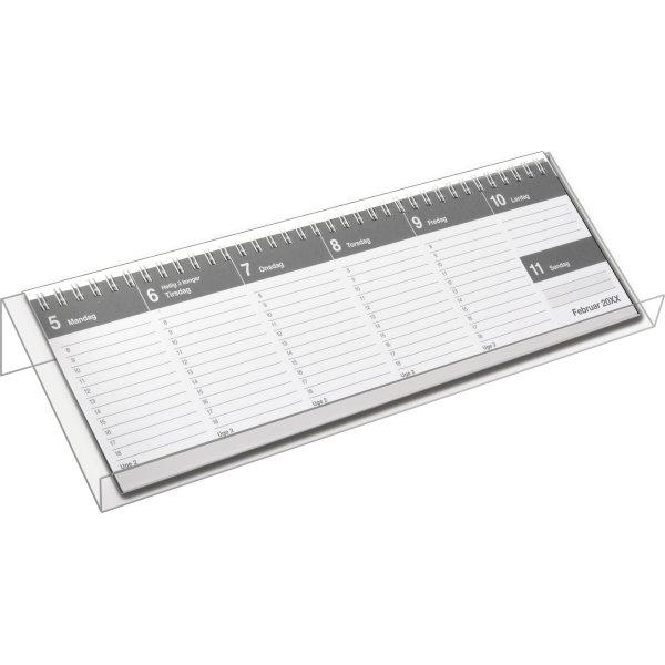 Mayland Akrylstativ, til bordkalendere