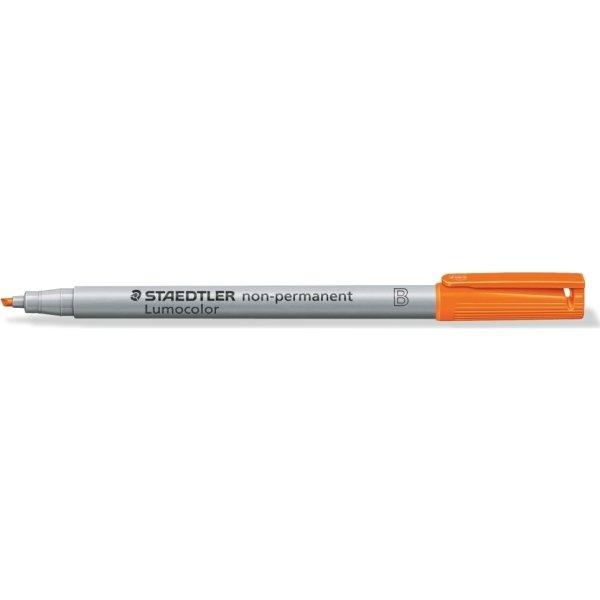 Staedtler Lumocolor 312 Marker B, non-perm, orange