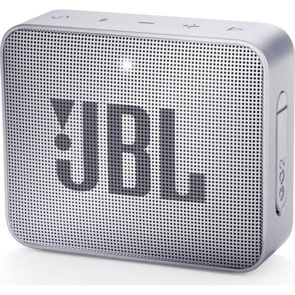 Folkekære JBL GO 2 - Bluetooth højtaler - Køb online hos lomax.dk - Lomax A/S YA-58