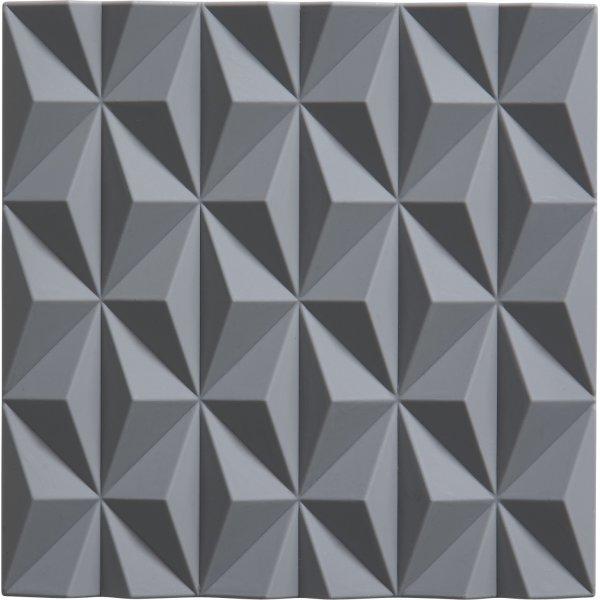 Zone Origami-Mix bordskåner, cool grey