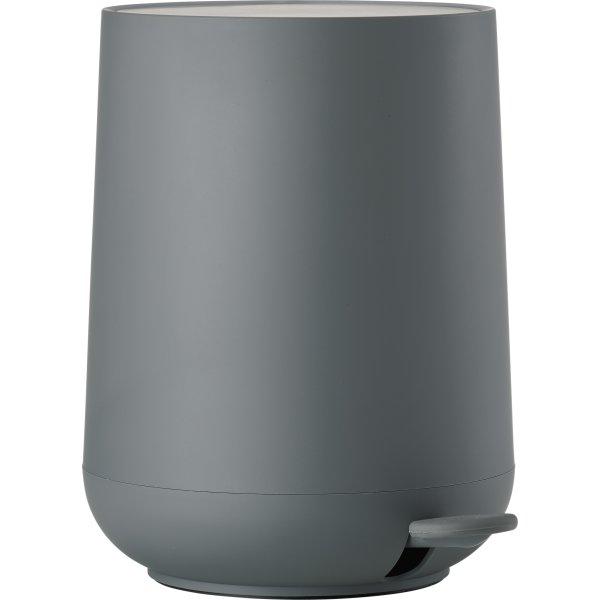 Zone Nova pedalspand, 5 L, grey