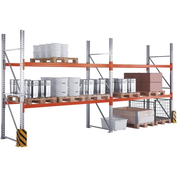 META pallereolsæt, 330x540x110, 500 kg. pr. palle