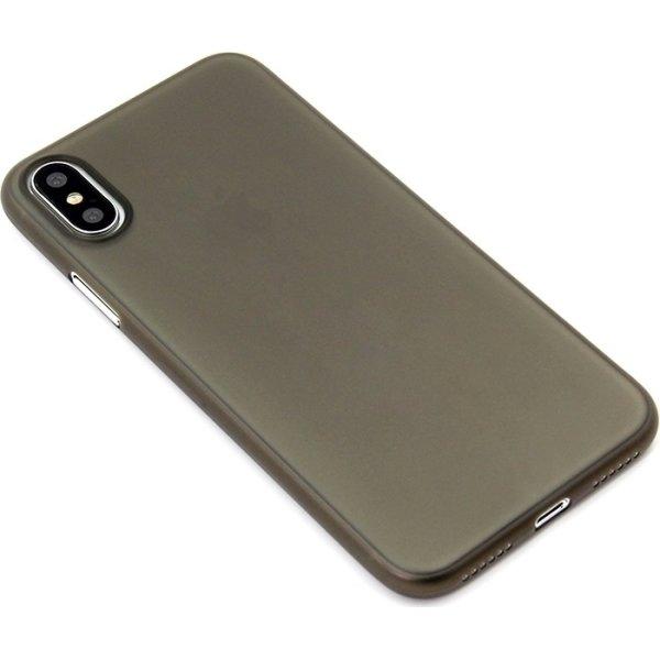"""Twincase iPhone 5,8"""" case, transparent sort"""